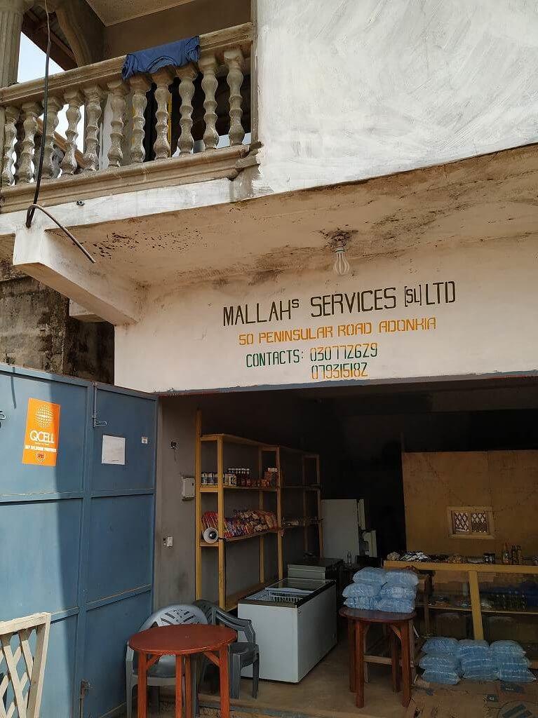 Mallah's Service